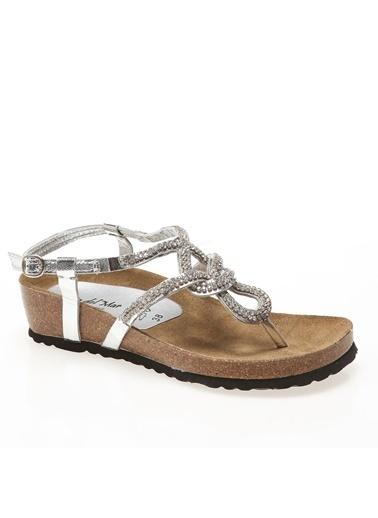 Silva Sandalet Gümüş